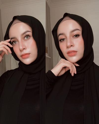 [FORUM] Lebih suka pakai ciput hijab yang keliatan atau tertutup?