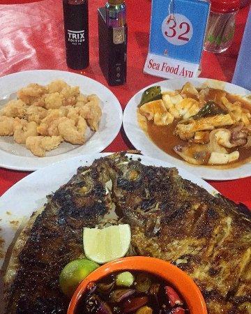 [FORUM] Ada yang pernah makan sea food ayu di Kelapa Gading? Eksis Banget, emang enak?