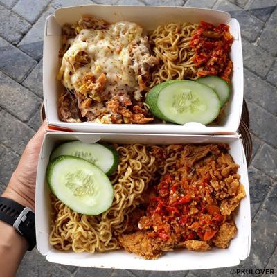 [FORUM] Ayam Geprek mana yang paling enak?