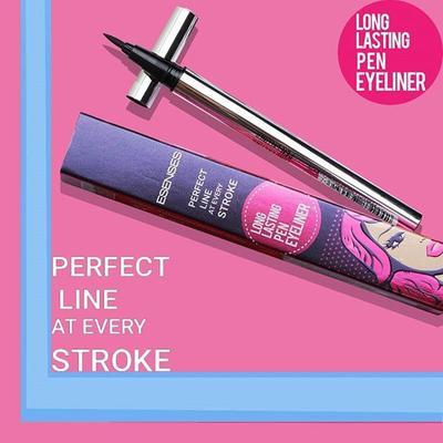 Esenses Longlasting Pen Eyeliner, Sempurnakan Riasan Mata Agar Tampak Lebih Hidup