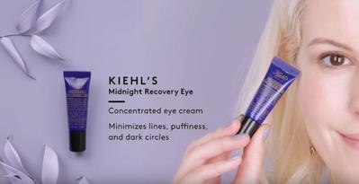 Kiehls Midnight Recovery Eye Cream, Si Kecil yang Efektif Atasi Mata Panda!