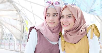 [FORUM] Gaya hijab untuk pemula gimana sih?