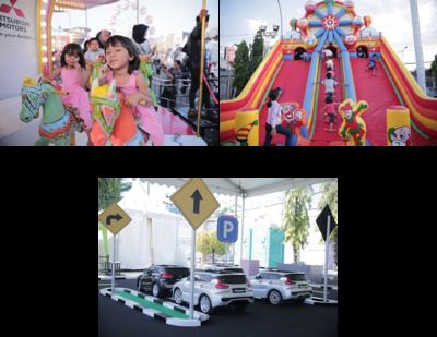 Mitsubishi XPANDER 'Tons of Real Happiness', Berbagi Berton-ton Kebahagiaan untuk Keluarga Indonesia