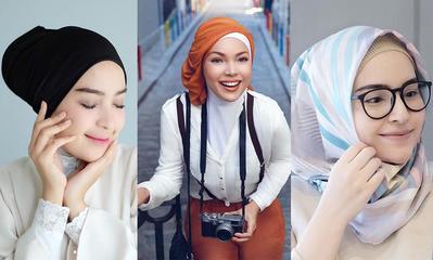 [FORUM] Sebel deh...suka gerah gak sih pakai ciput hijab?