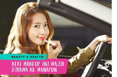 [FORUM] Sharing 5 Makeup yang Wajib Dibawa Kemana-mana!