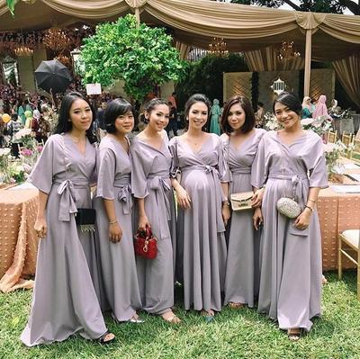 [FORUM] Setuju gak sih kalau fungsi bridesmaid itu cuma tamu yang dikasih seragam?