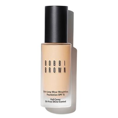Foundation Ringan yang Tahan Lama, Bobbi Brown Skin Long-Wear Weightless Foundation