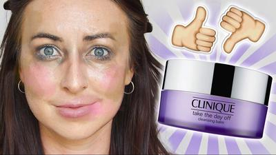 Clinique Take The Day Off Cleansing Balm, Pembersih Wajah yang Super Efektif di Kulit!