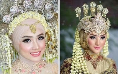 [FORUM] Saat menikah, lebih memilih style hijab untuk tradisional atau internasional?
