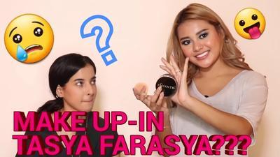 [FORUM] Liat youtube Tasya Farasya dan Aurel, Bagus deh makeupnya