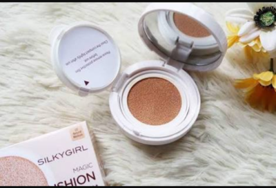 [FORUM] Dear, Silky Magic BB Cushion Beneran Tahan Minyak?