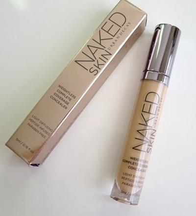 Yuk, Intip Performa Urban Decay Naked Skin Weightless Complete Coverage Concealer Light Neutral!