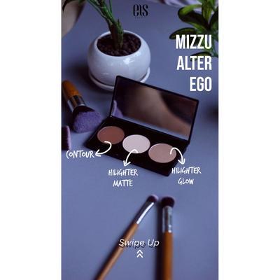 Review Mizzu Alter Ego Highlight & Contour Kit, Palette Lokal yang Akan Buat Kamu Jatuh Cinta!