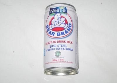 [FORUM] Bolehkah minum susu beruang setiap hari?