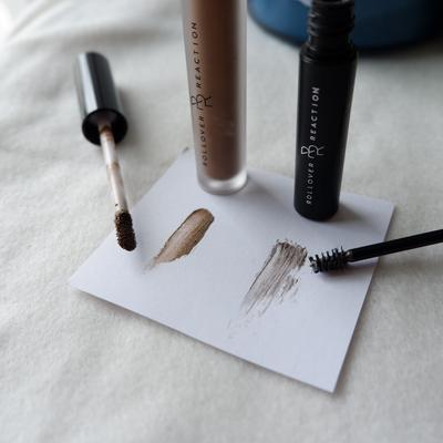 Rollover Reaction Browcara Eyebrow Perfector in Clear, Mempermudah dalam Membentuk dan Merapikan Alis