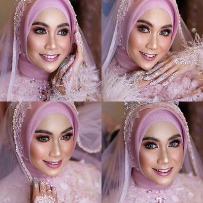 [FORUM] Gaya hijab nikahan Anisa Rahma gimana menurut kamu?