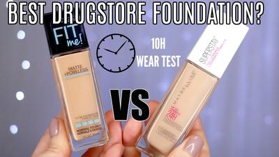 [FORUM] Foundation Maybelline Superstay atau Maybelline Fit Me Mana yang Lebih Coverage?