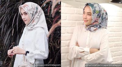 [FORUM] Mix and Match outfit serba putih, cocoknya dipakai kemana?