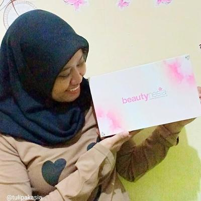 [FORUM] Yay aku menang Giveaway BeautynesiaXCosx