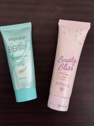 [FORUM] Bb cream wardah vs emina, mana lebih coverage?