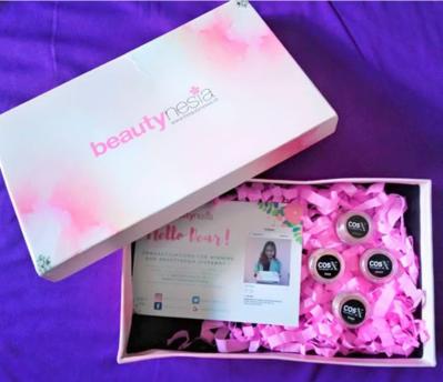 [FORUM] Alhamdulillah, Seneng banget akhirnya terpilih menjadi salah satu pemenang Giveaway dari Beautynesia