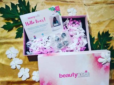 [FORUM] Pengalaman Pertama Menang Giveaway Di Beautynesia 💖..