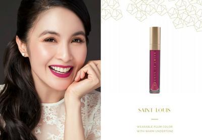[FORUM] Siapa yang sudah coba Lipstik Saint By Sandra dari Sandra Dewi?