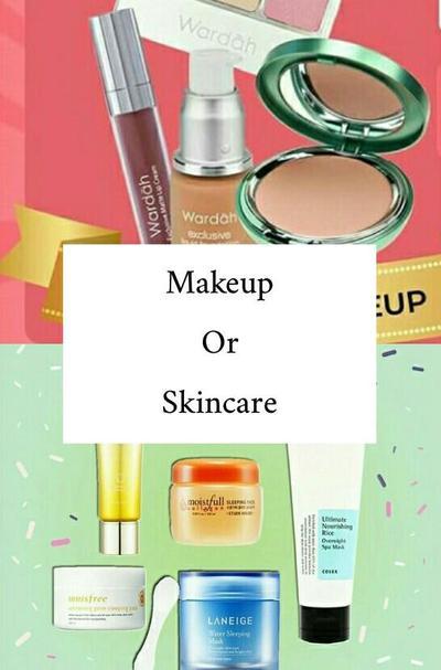 [FORUM] Kaliam Termasuk Tim Pemburu Makeup or Skincare ?