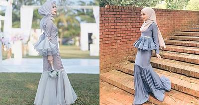 [FORUM] Mermaid Dress Hijaber Gini Masih Cocok Dipakai Kondangan?