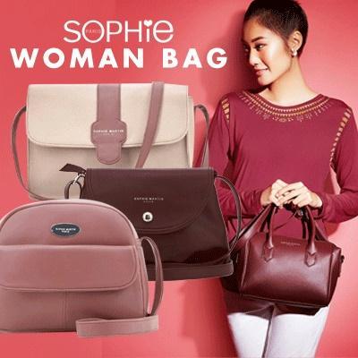 [FORUM] Masih ada yang suka beli tas di Sophie Paris gak dear?