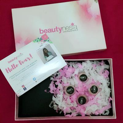 [FORUM] (Unboxing) Alhamdulillah bisa menangin Giveaway dari Beautynesia