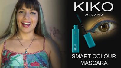 Kiko Super Colour Mascara, Makeup Unik dengan 10 Pilihan Warna