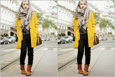 [FORUM] Pede gak hijabers pakai baju warna neon?