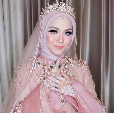 Forum Biasanya Kalau Cari Inspirasi Gaun Pernikahan Muslimah