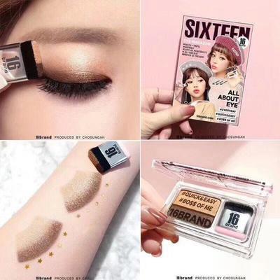 [FORUM] Sixteen Eyeshadow Viral Banget, Beneran Bagus Buat Kulit Wanita Indonesia?