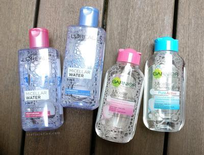 [FORUM] Urutan Merek Micellar Water Paling Bagus Menurut Kamu?
