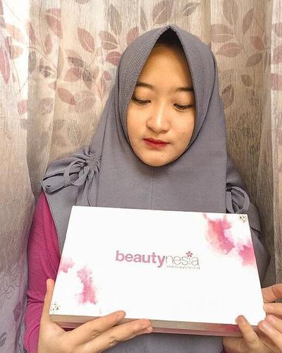 [FORUM] So happy menang giveaway dari Beautynesia. Share dong kalian udah berapa kali menang giveaway?