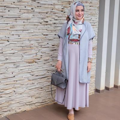 [FORUM] Kamu siap gak kalau sekarang pakai hijab syar'i menutup dada?