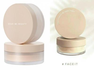 [FORUM] Packagingnya mirip BLP, Bedak Tabur Dear Me Beauty Bagus Nggak?