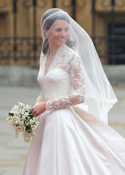 [FORUM] Ketika Menikah, apa veil perlu dipakai?