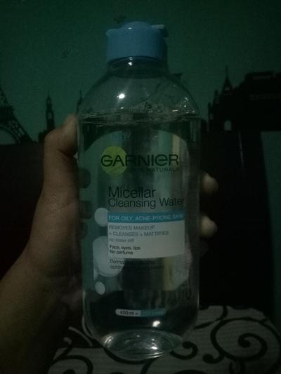 [FORUM] Ternyata Bersihin Wajah Pakai Micellar Water Ampuh di Wajahku!