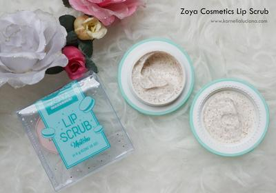 [FORUM] Review Zoya Lip Scrub yuk!