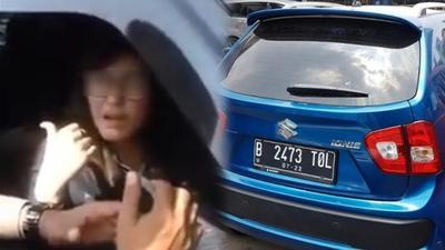 [FORUM] Pendapat Kamu tentang wanita yang acungkan jari tengah ke rombongan mobil Presiden Jokowi
