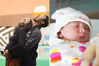 [FORUM] Putri Marino sehari melahirkan, akun instagram anaknya sudah lebih dari 20ribu followers?