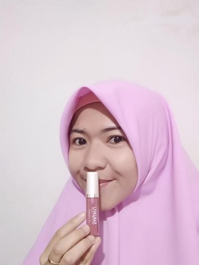 [FORUM] Ada yang pernah pakai Matte Lip Colour Sari Ayu? ini Review dari Aku