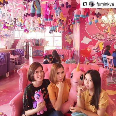 [FORUM] Ada yang udah datang ke kafe little poni di Cibubur?
