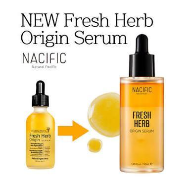 [FORUM] Disini udah ada yang nyobain Natural Pasific Fresh Herb Origin Serum? Share pengalamanya dong