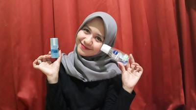 [FORUM] Battle makeup, pilih Wardah Eyexpert atau Nivea Double effect Eye Makeup?