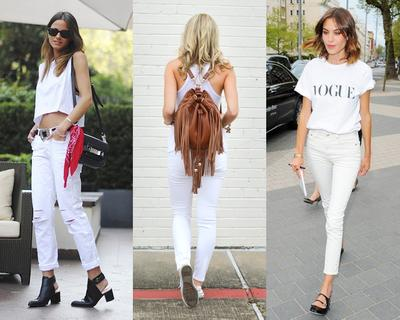 [FORUM] Kenapa ya aku ga pede pakai celana warna putih