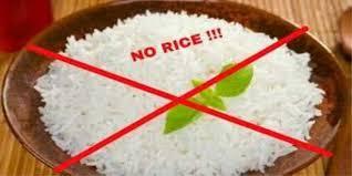 cara diet dengan tetap makan nasi putih